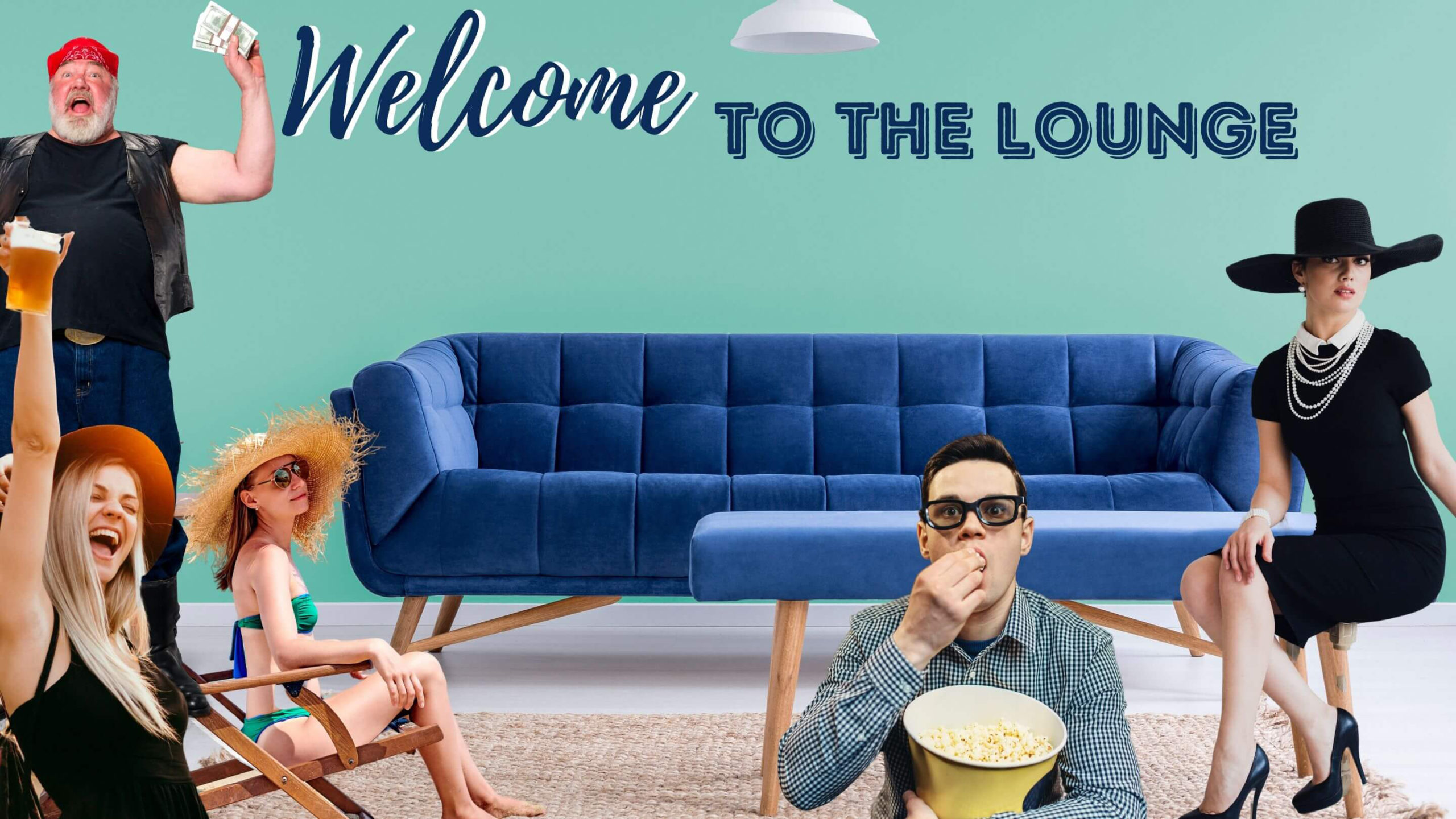 Welcome to the Game Show Lounge