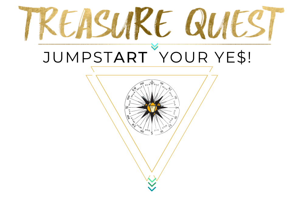 Treasure Quest- Jumpstart your Yes with Catalyst Studios