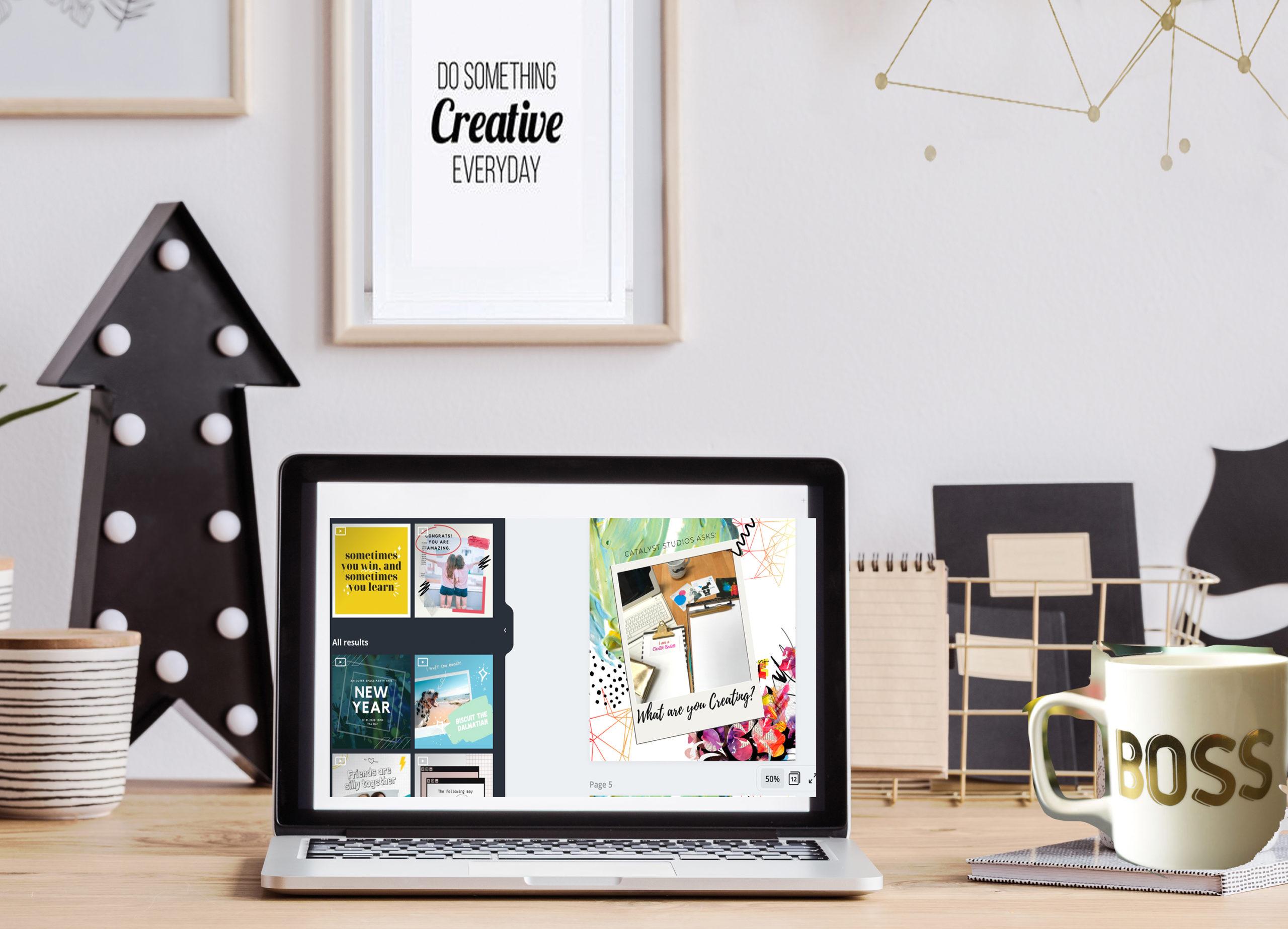 Creative Biz Desk- Catalyst Studios