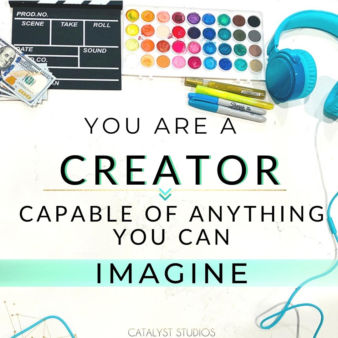Creator MiniFesto by Audette - Catalyst Studios