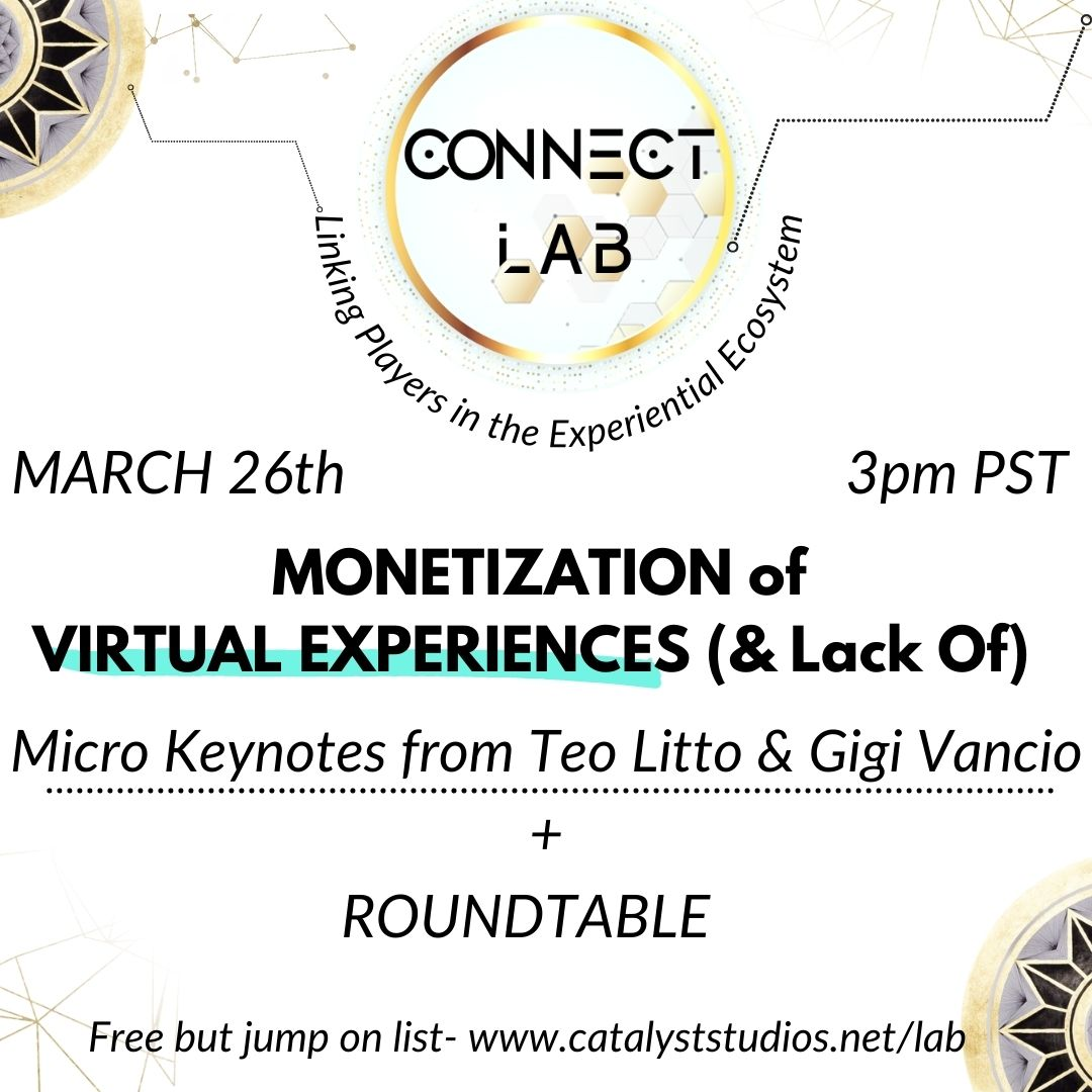 Connect Lab flyer