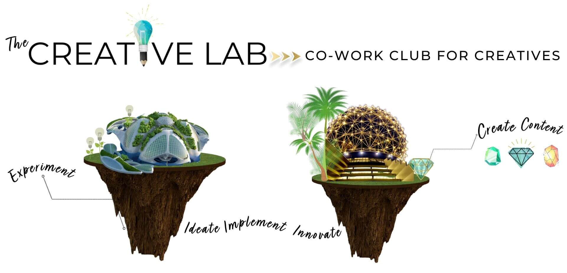 Creative Lab- co-working club for creatives