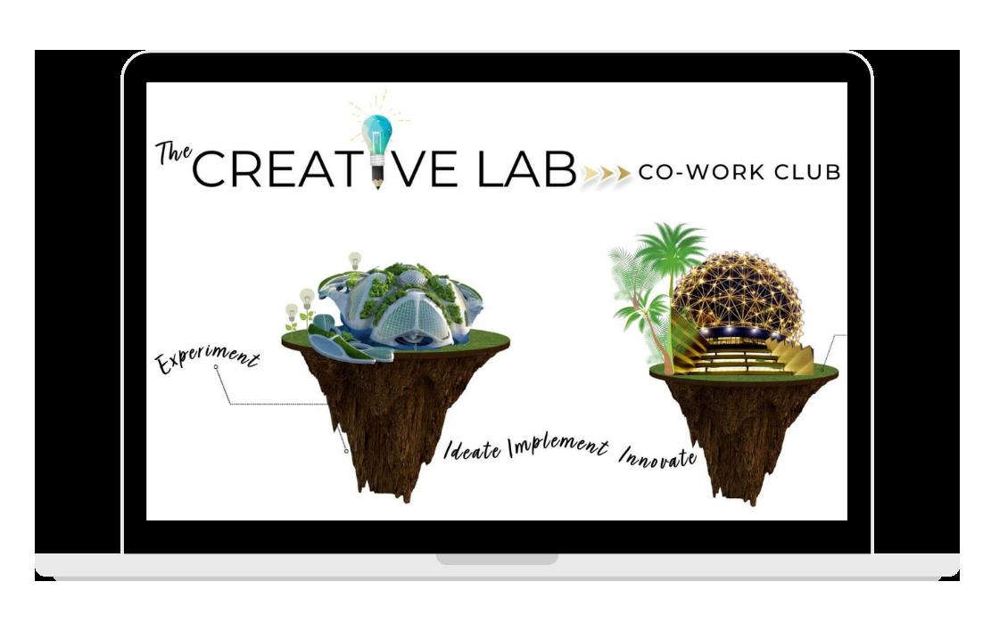 Creative Lab co-work club for creatives